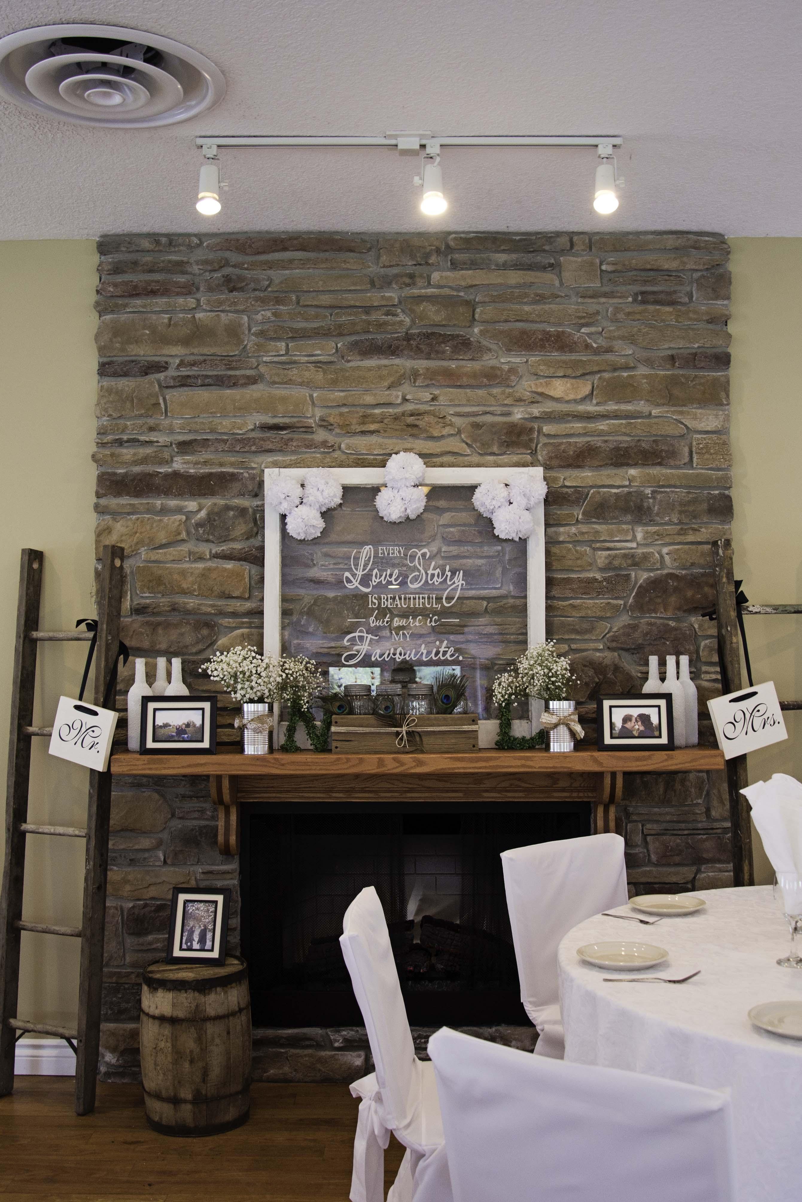 kettle creek weddings, port stanley wedding hall