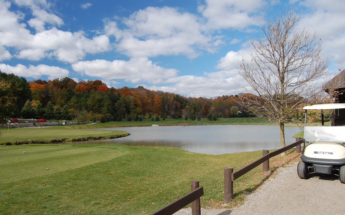 Kettle Creek Golf Country Club Scenic Golf Course In