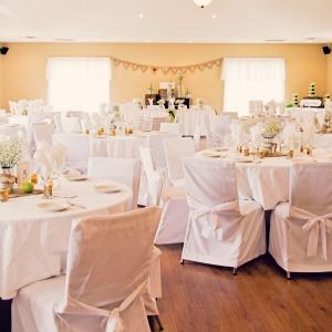 golf course weddings, port stanley golf course